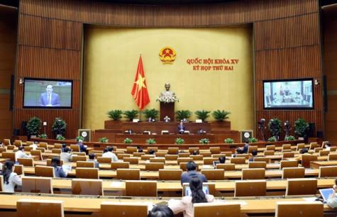 Thông cáo báo chí số 8, Kỳ họp thứ 2, Quốc hội khóa XV